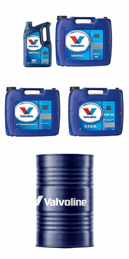 lubricantes tractor