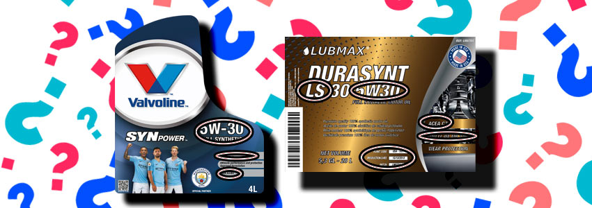Etiquetas Aceite Lubricante Dakolub